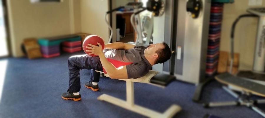 Training Rehabilitation Biokinetics